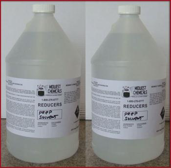 2 Gallon Prep Solvent/Reducer